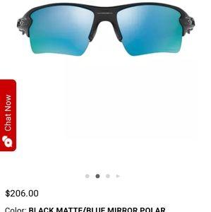 Oakley Flax 2.0 XL Prizm Deepwater Sunglasses